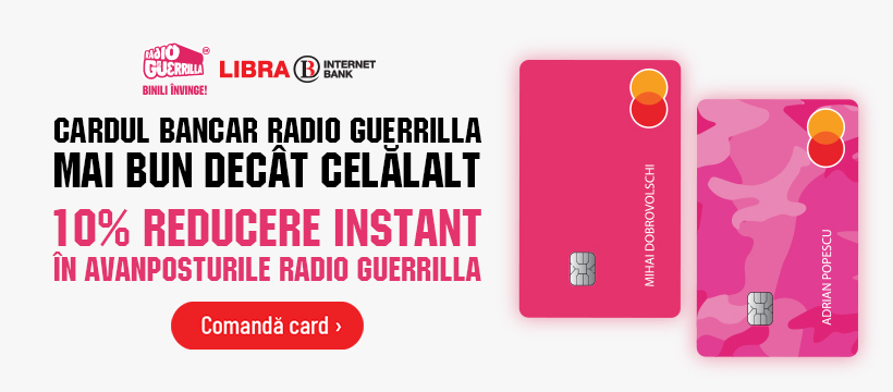 Card Radio Guerrilla