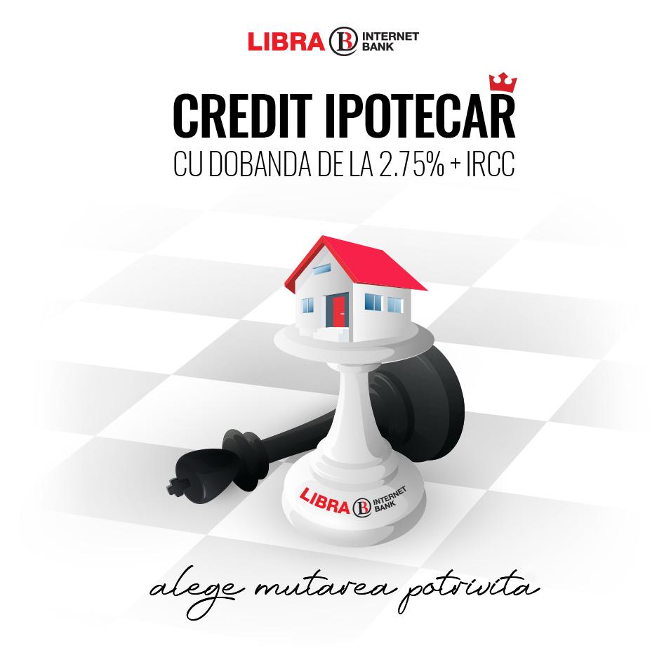 Libra bank credit online